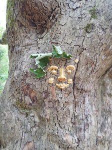 L' esprit de la forêt christine